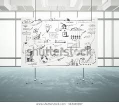 Flip Chart Business Strategy Stock Photo Edit Now 143420167