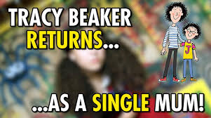 She has written over 100 books and is the creator of characters such as tracy beaker and hetty. Tracy Beaker Is Back For More Adventures But Now She S A Single Mum Nottinghamshire Live