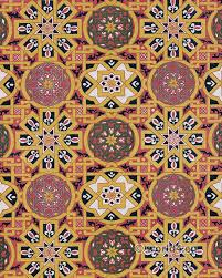 History Of Fabric Design 15th Century Silk Fabric Arabic Textil Design World4