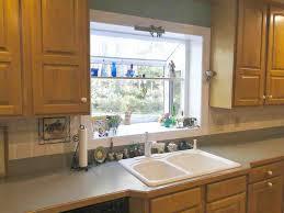 Kitchen Windows Modern Curtains And Valances Over Sink Garden Window