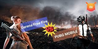garena free fire vs pubg mobile which