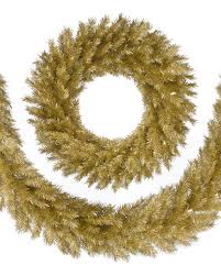 all that glitters wreath and garland