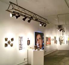 best track lighting for art. Gallery Suspended Track Lighting With Black Heads LED: Full Size Best For Art G