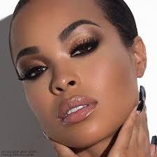 heather sanders look is flawless best makeup for brown skin makeup for black women