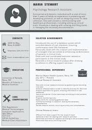 Good Resume Format Samples Resume Format Samples Best Template Which Is Infinite Though 20