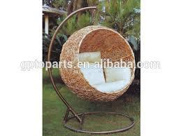 Huevo colgante silla colgante barato sillas para dormitorios silla colgante  con soporte colgante huevo Chai