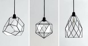 glass pendant lights modern lamps mirror ball linear suspension for dinning