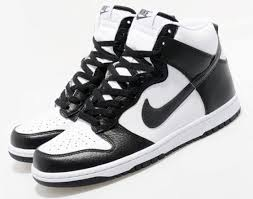 nike shoes white and black high top. nike dunk high in black and white $idk (can\u0027t find these) | shoes pinterest dunks, tops top