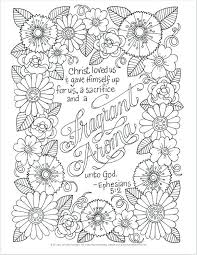 Free Printable Bible Coloring Pages With Scriptures Printable Bible