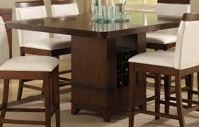 Light Wood Kitchen Table Cool Kitchen Table Sets Dining Room Cherry And White Finish Wood