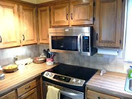 over the stove microwave. 36 Over The Range Microwave Oven Best Stainless Steel . Stove