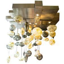 top 63 elegant hand blown glass ceiling light fixtures chandeliers lamp base exquisite handblown chandelier installation by ken gangbar pendant shades