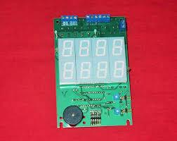 Листосчетные машины Комплектующие Контрольный счет с использованием правой счетной головки и сравнением результата счета с заранее заданным значением Контрольный счет с использованием