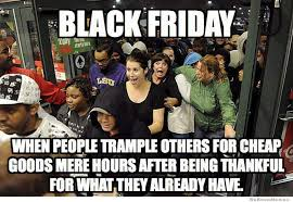 Black Friday 2015: Best Funny Memes | Heavy.com via Relatably.com
