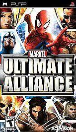 Download Marvel Ultimate Alliance 2 ISO PSP Game Latest Update 7