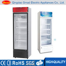 Stand Up Display Freezer China Supermarket Upright Display Showcase Freezer China 80