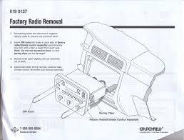 ford taurus radio wiring harness image 2000 2003 radio install taurus sable encyclopedia on 2003 ford taurus radio wiring harness