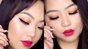 summer mac eye makeup tutorial asian hooded eyes