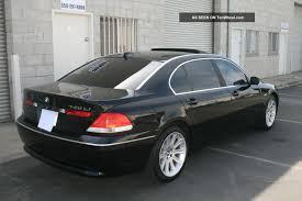 Sport Series 2004 bmw 745li : 2004 Bmw 745li, Looks Great Luxury Edition 745i 7501 750li 760li
