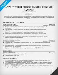 Gallery Of Game Programmer Resume Example Programming Resume