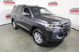 New Toyota Land Cruiser in Escondido | Toyota Escondido