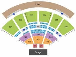 Usana Amphitheatre Tickets And Usana Amphitheatre Seating