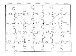 cg_puzzle calendar2 printable calendar template,calendar free download card designs on large printable calendar templates