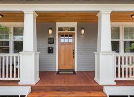 entry door installation cost front