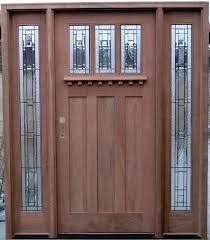 craftsman style front doorsCraftsman Style Exterior Doors