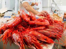 carabineros shrimp