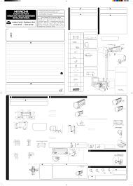 hitachi air conditioner rac 35yh6 user guide manualsonline com hitachi rac 35yh6 air conditioner user manual
