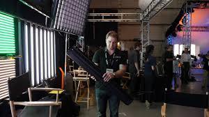 Sourcemaker Blanket Light Source Maker Blanket Ribbon Led Lights Cine Gear 2014