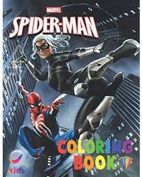 Peter parker's parents were spies working for a secret government organization. Savings On Marvel Spiderman Coloring Book Perfect Gift For Kids