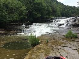 Wiscoy Falls New York Alltrails