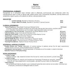 Lpn Skills Resume Of Resume Sample Aocou Info
