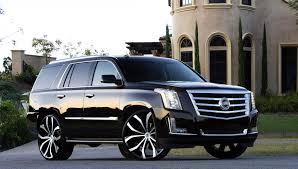2016 Cadillac Escalade: fashionable luxury - Cadillac Escalade ...