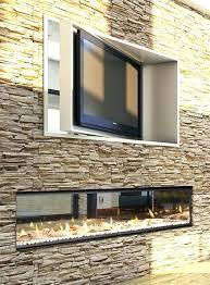 gas log fireplace double sided gas log fire two fireplace s indoor outdoor gas gas log fireplace