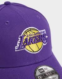 Последние твиты от los angeles lakers (@lakers). New Era Nba Los Angeles Lakers 9forty Cap Herren Lila Jd Sports