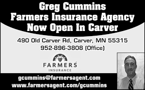 See cummins insurance agency's revenue, employees, and funding info on owler, the world's largest cummins insurance agency's competitors, revenue, number of employees, funding. Now Open In Carver Farmers Insurance Greg Cummins Carver Mn