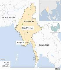 Myanmar coup: What is happening and why? - BBC News