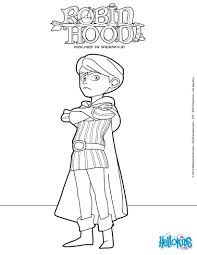 Small Picture Robin hood mischief in sherwood coloring pages Hellokidscom