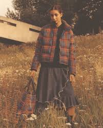 tartan dreams a first look at j w anderson x uniqlo