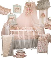 cotton tale periwinkle 7 piece crib bedding set designs
