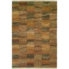 wildon home multi earth tones rug