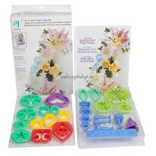 gum paste flower cutter set