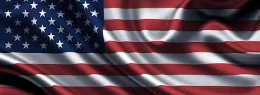 man made american flag
