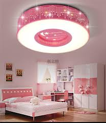 lighting for girls bedroom. Children Room Star LED Ceiling Lamps Round Led Boy Girl Bedroom Lamp Reduced Lights Lighting For Girls T