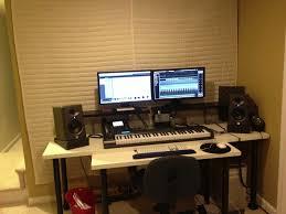 tower computer desk. Long Computer Desk Attractive Full Tower Ideas Impressive Home Studio Design