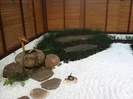 Japanese Rock Garden Japanese Zen Garden Stock Image Japanese Zen Garden With Scenic