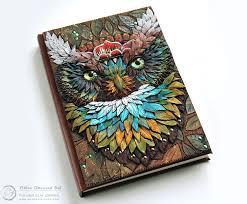 polymer clay book covers my aniko kolesnikova 1